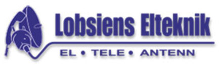 Lobsiens Elteknik logo