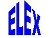 ELEX Språkbyrå KB logo