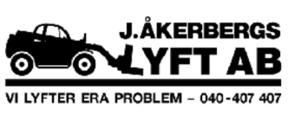 J Åkerbergs Lyft AB logo