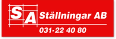 SA Ställningar logo