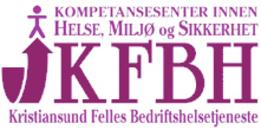 Kristiansund Felles Bedriftshelsetjeneste SA logo
