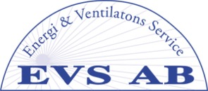 EVS Energi & Ventilation Service AB logo