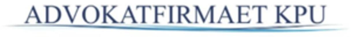 Advokatfirmaet KPU logo