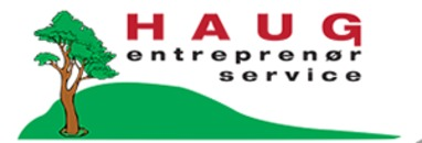 Haug Entreprenørservice AS logo