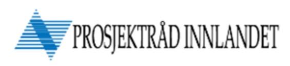 Prosjektråd Innlandet AS logo