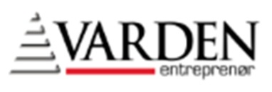 Varden Entreprenør AS logo