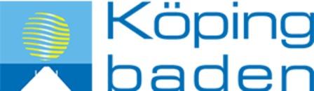 Köpingbaden Camping logo