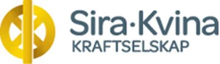 Sira-Kvina kraftselskap logo
