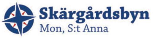 Mons Skärgårdskrog Skärgårdsbyn Mon logo