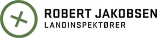Robert Jakobsen Landinspektører logo