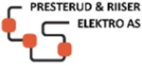 Presterud & Riiser Elektro AS logo