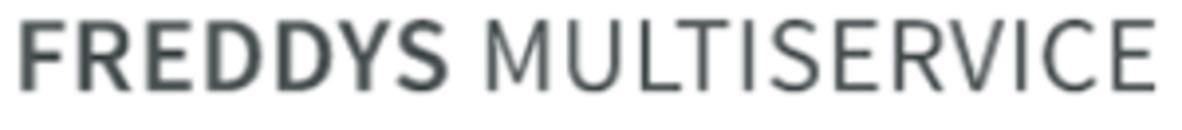 Freddys Multiservice logo
