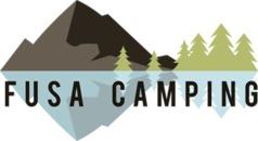 Fusa Camping logo