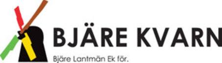 BJÄRE KVARN- Bjäre Lantmän Ek. Förening logo
