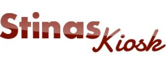Stinas Kiosk & Pizzeria logo