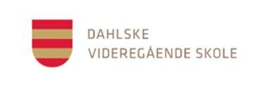 Dahlske videregående skole logo