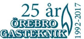 Örebro Gasteknik AB logo