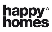 Åseda Färghandel/Happy Homes logo