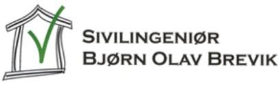 Sivilingeniør Bjørn Olav Brevik logo