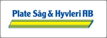 Plate Såg & Hyvleri AB logo