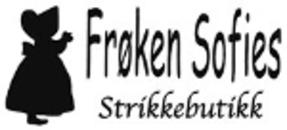 Frøken Sofies Strikkebutikk AS logo