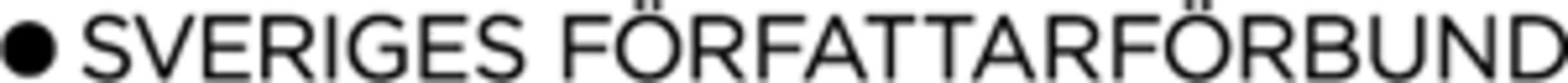 Sveriges Författarförbund logo