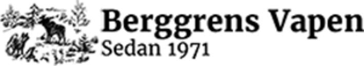 Berggrens Vapen AB logo