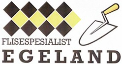 Flisespesialist Egeland logo