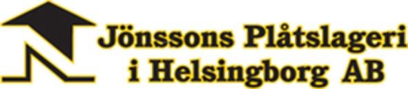 Jönssons Plåtslageri i Helsingborg AB logo
