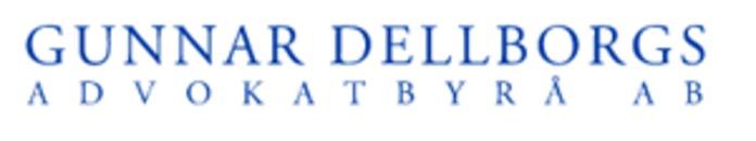 Gunnar Dellborgs Advokatbyrå AB logo