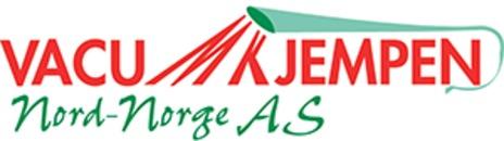 Vacumkjempen Nord-Norge logo