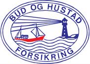 Bud og Hustad Forsikring Gjensidig logo