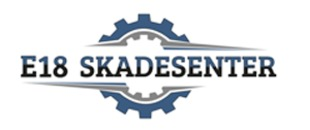 E18-Skadesenter AS logo