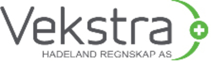 Vekstra Hadeland Regnskap AS logo
