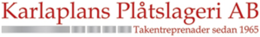 Karlaplans Plåtslageri AB logo