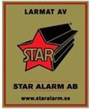 Star Alarm AB logo