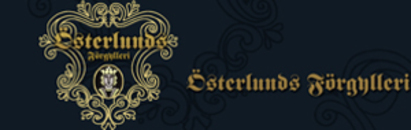 Österlunds Förgylleri & Ramaffär logo
