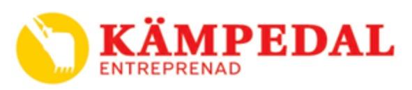 Kämpedal Entreprenad AB logo
