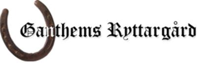 Ganthems Ryttargård logo