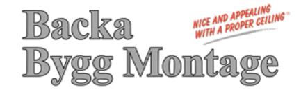 Gustafsson & Co Backa Byggmontage Entreprenad AB logo
