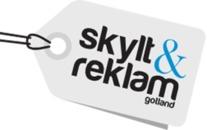 Skylt & Reklam Gotland AB logo