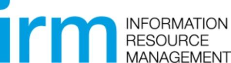 IRM AB logo
