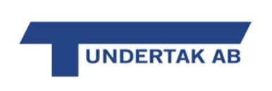 T-Undertak AB logo