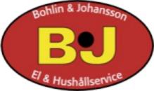BJ El Och Hushållservice AB logo