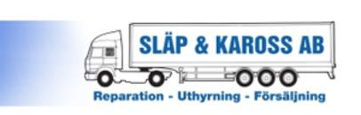 Släp & Kaross i Dalarna AB logo