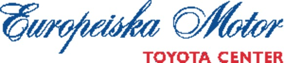 Europeiska Motor Toyota Center logo