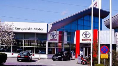 Europeiska Motor Toyota Center