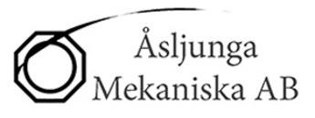 Åsljunga Mekaniska AB logo