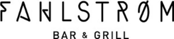 Fahlstrøm Bar & Grill AS logo