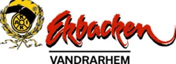 Ekbackens vandrarhem logo
